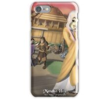 Masako Hojo - Rejected Princesses iPhone Case/Skin