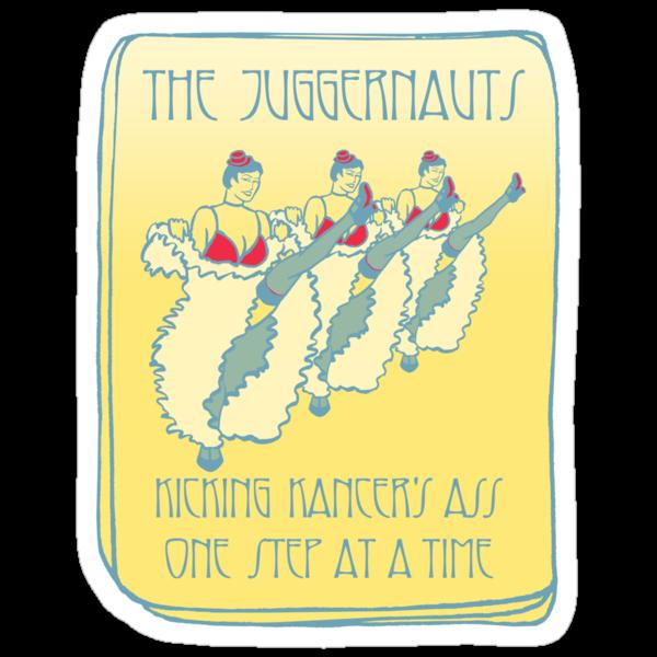 Fundraising T by juggernauts