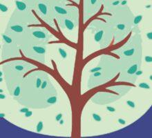 "Earth Day ""Tree Spirit"" Sticker"
