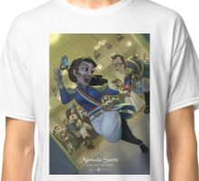 Manuela Saenz - Rejected Princesses Classic T-Shirt