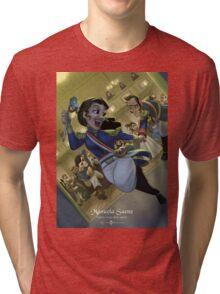 Manuela Saenz - Rejected Princesses Tri-blend T-Shirt