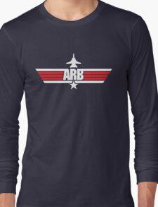 Custom Top Gun Style - ARB Long Sleeve T-Shirt