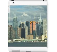 NYC from NJ iPad Case/Skin