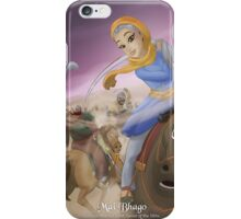Mai Bhago - Rejected Princesses iPhone Case/Skin