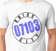 'Brick City 07103' Unisex T-Shirt
