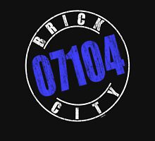 'Brick City 07104' (w) Unisex T-Shirt
