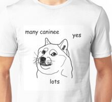"""Caninee"" Meme Design (Premier Meme Collection) Unisex T-Shirt"
