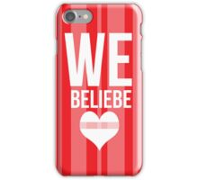 Beliebe iPhone Case/Skin