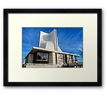 The Cathedral of Saint Mary of the Assumption Framed Print