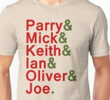 Our Boys characters Unisex T-Shirt