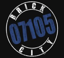 'Brick City 07105' (w) by BC4L