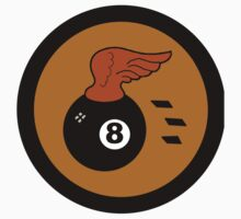 """VP-8 """"8"""" Ball Crest by MGR Productions"""