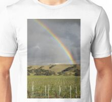 Vineyard Rainbow Unisex T-Shirt
