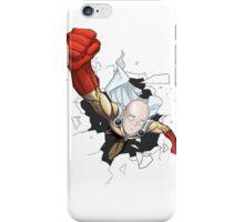 onepunchman iPhone Case/Skin