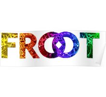 FROOT WAVES Poster