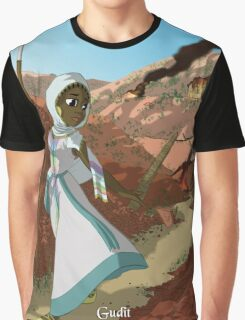 Gudit - Rejected Princesses Graphic T-Shirt