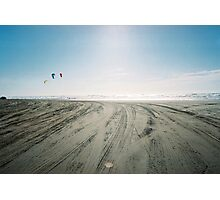 Beach Lines Photographic Print