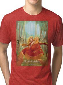 Freydis Eiriksdottir - Rejected Princesses Tri-blend T-Shirt