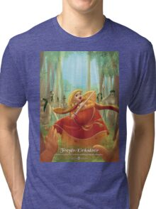Freydis Eiriksdottir - Rejected Princesses Tri-blend T-Shirt