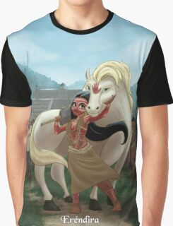 Erendira - Rejected Princesses Graphic T-Shirt