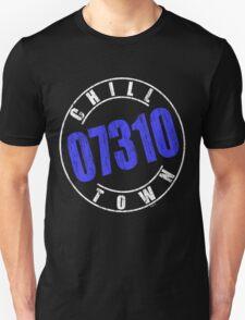 'Chilltown 07310' (w) Unisex T-Shirt
