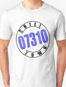 'Chilltown 07310' Unisex T-Shirt