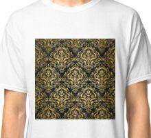 DMS1 BK MARBLE GOLD Classic T-Shirt