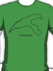 Circuit de Spa-Francorchamps T-Shirt