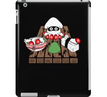 Blooper Sushi is what's for dinner iPad Case/Skin