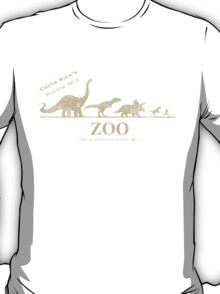 Jurassic Zoological Gardens  T-Shirt