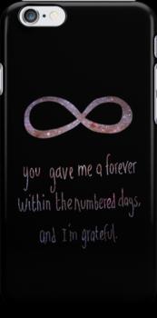 You gave me forever by stuarthole
