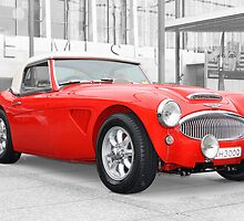 Austin Healey 300 MkII by tonyshaw