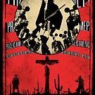 Far West Zombie by Alberto Marinelli