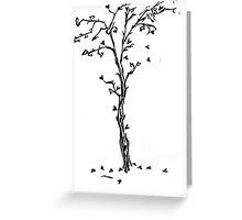 Tree from Wonderland Greeting Card