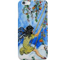 Allegory of August iPhone Case/Skin