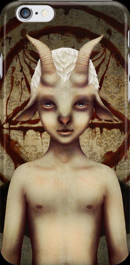 PETIT BAPHOMET by ENVYDOLLS
