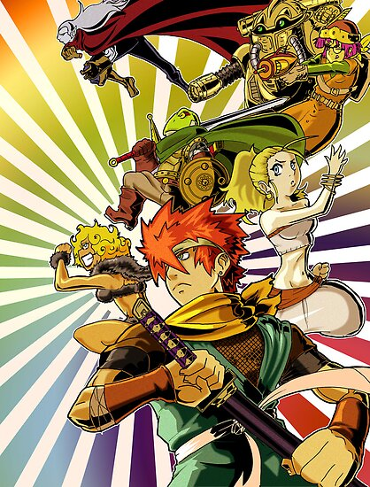Chrono Trigger by rayme3000