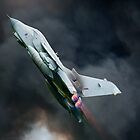Tornado fighter jet by Martyn Franklin