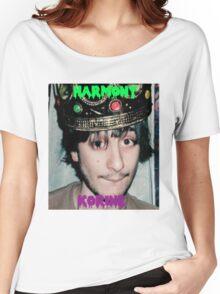 Harmony Korine Women's Relaxed Fit T-Shirt
