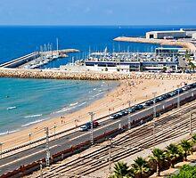 The Marina Tarragona by Kawka