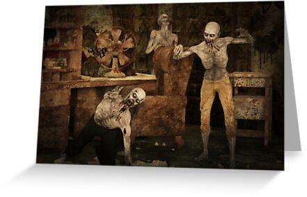Zombie Apocalypse by Liam Liberty