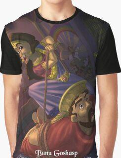 Banu Goshasp - Rejected Princesses Graphic T-Shirt