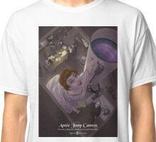 Annie Jump Cannon - Rejected Princesses Classic T-Shirt