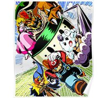 Super Mario RPG Poster