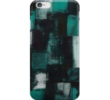 Green Expression iPhone Case/Skin
