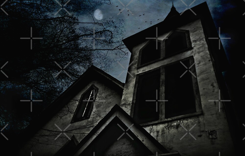 This is the house where evil dwells by Scott Mitchell