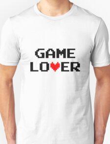 Game lover (black) T-Shirt