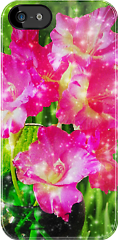 Gladiola by AstroNance