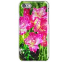 Gladiola iPhone Case/Skin