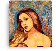 CHLOE ( Detail ) Canvas Print